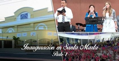 Ouverture Santa Marta Partie 1