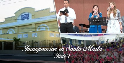 Apertura di Santa Marta – Parte 1