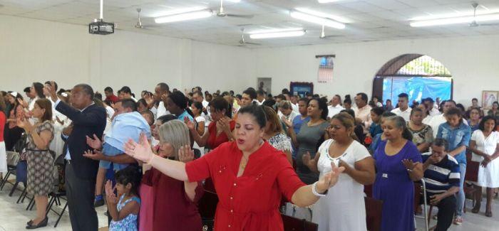 Bautismos en Chiriquí – Panamá