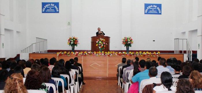 (Fotos) Nuevo lugar en San Juan de Lurigancho (Perú) – Noviembre 2016