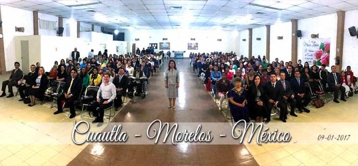 Imágenes-Estudio bíblico en Cuautla, Morelos, México
