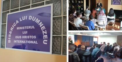 Photos: Services in Romania (Bucarest, Cluj-Napoca & Cuciulata)- Jan-Feb 2017