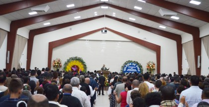 Photos: Inauguration of the Church in Itagui, Colombia