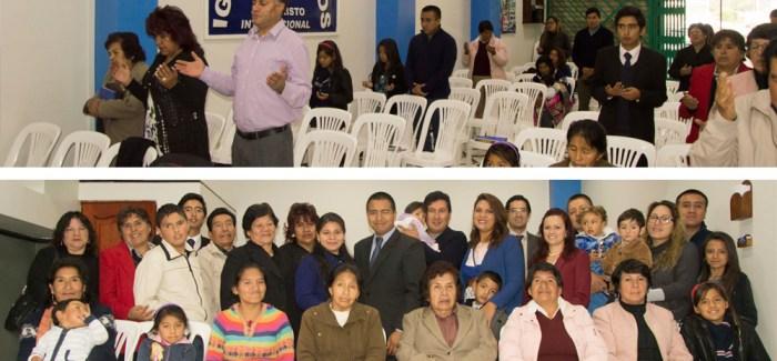 Cambio de dirección IDMJI Cusco, Perú