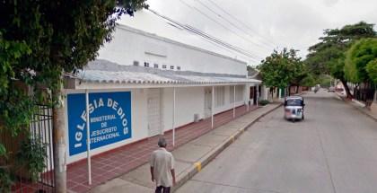 Información Iglesia de Soledad, Atlántico (Colombia)