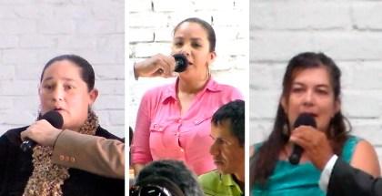 Testimonios en Popayán Norte, Cauca (Colombia) – Abril 2017