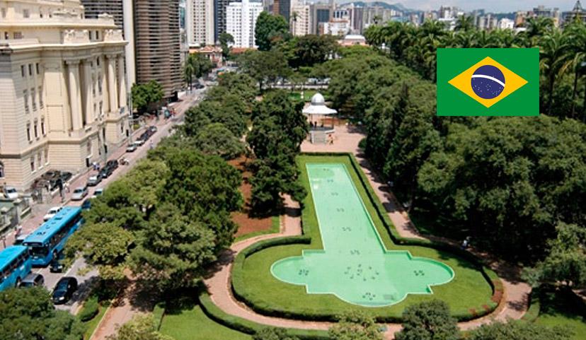 Primera Visita a Belo Horizonte – Brasil