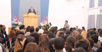 Fotos de la visita del hermano Andrés Carrillo a la Iglesia de Buenos Aires, Argentina – Mayo 2017
