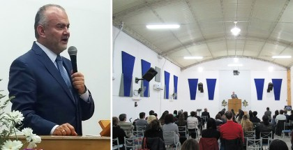 Visita del hermano Andrés Carrillo a las ciudades de Córdoba y Mendoza – Argentina