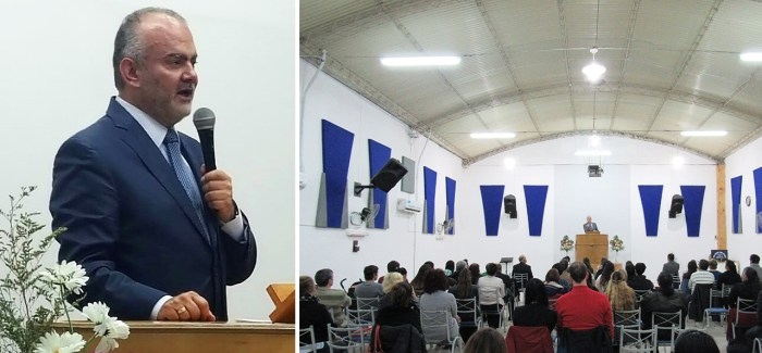 Visit of Brother Andres Carrillo to Cordoba and Mendoza, Argentina – May 2017 (Gallery)