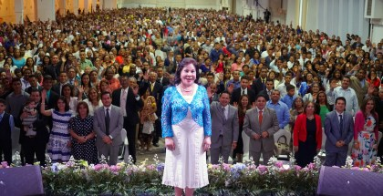 Photos of the Bible Study in Panama – June 15, 2017