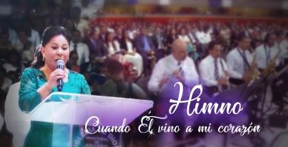 Himno: Él vino a mi corazón – IDMJI