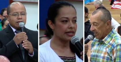 Testimonios en Sevilla, Valle (Colombia) Julio/Agosto 2017