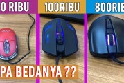 [Comparasion Mouse] Mouse 20 Ribu vs 100 Ribu vs 800 Ribu | Cuma ini Bedanya Ternyata ya... By Dk Id
