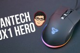 [Review Mouse] Fantech UX1 Hero by CrankyTechID