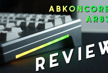 [Review Keyboard] Abkoncore AR87 by Digital Essence