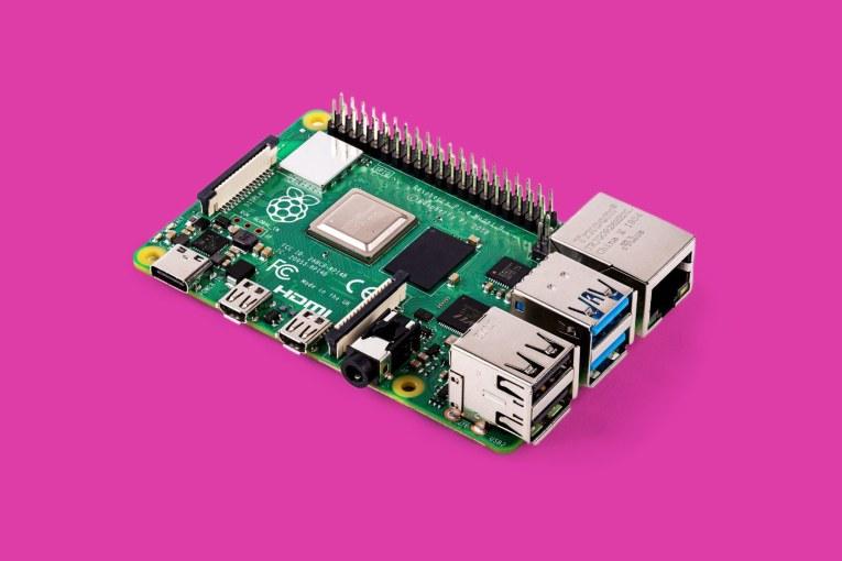 Kit Rasberry-pi 4 Saat Ini Seharga $ 75