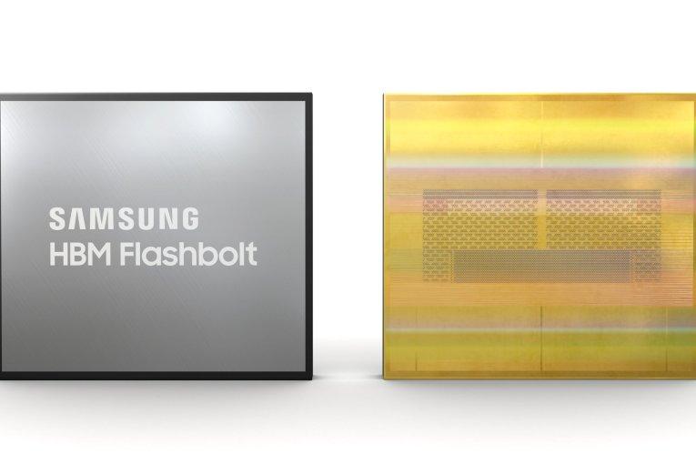 Samsung Umumkan HBM2E Memory Generasi ke Tiga Dengan Kapasitas 16Gb