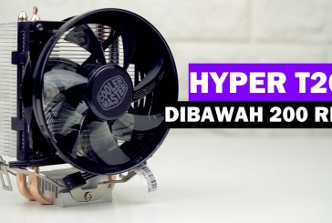 [Review Cooler] Review Cooler Master Hyper T20 By sebelas hardware