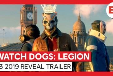 Detail Terbaru Watch Dogs Legion