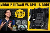 [Review Motherboard ] Review Review ASUS TUF Gaming B550M Plus WiFi By Jagat Review