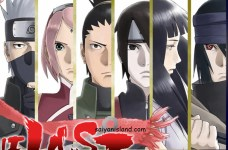Wajah Karakter The Last Naruto The Movie