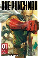 OnePunch-Man Cover 1