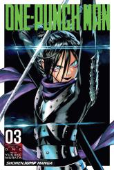 OnePunch-Man Cover 3
