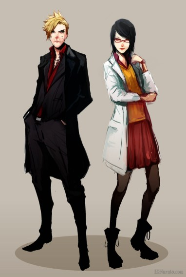 Another Great Boruto And Sarada Fans Made
