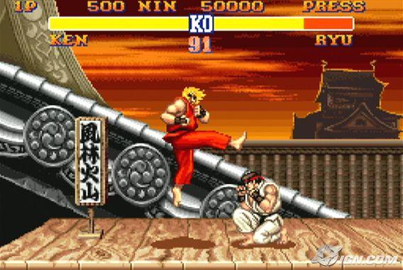 hadouken!!!!!!!!!!!Street Fighter II en NEXUS (5/6)