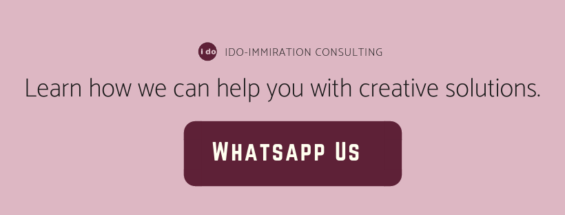 ido-immigration consulting - whatsapp us..