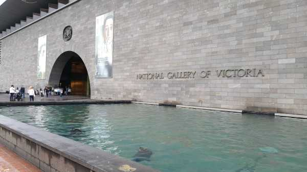 National Gallery of Victoria Australia