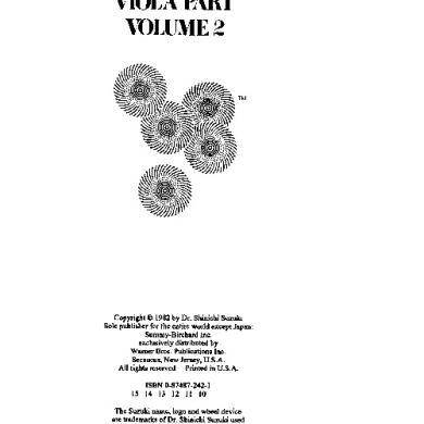 Suzuki Viola School Vol. 1 (revised Edition).pdf