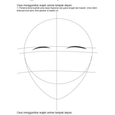 Cara Menggambar Anime Dengan Mudah Untuk Pemula [d47ey6y1r2n2]