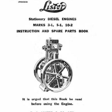 Lister Cs Diesel Manual [vlr035w26zlz]