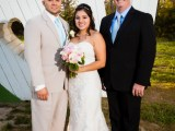 Austin Officiant and Couple