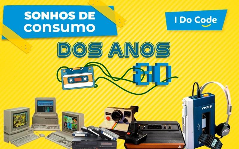 tecnologia dos anos 80