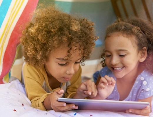 tecnologia pra crianças