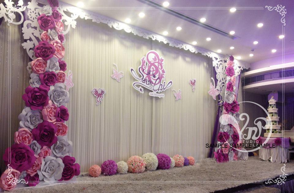 Summer Garland Decoration