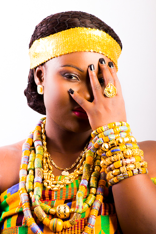 2 AFRICAN QUEENS A CULTURAL BEAUTY SHOOT  I do Ghana