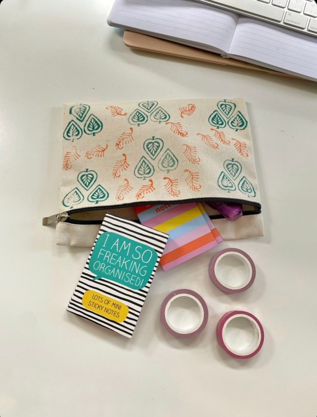 block print craft kit