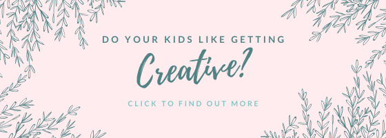 do you kids like getting creative