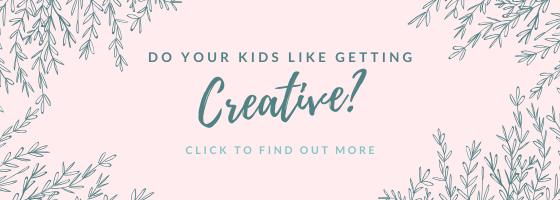 do you kids like getting creative