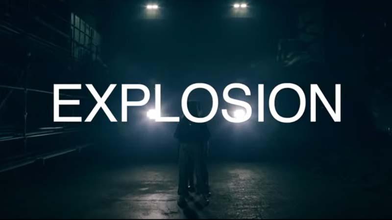 『MeWenow』MV「EXPLOSION」