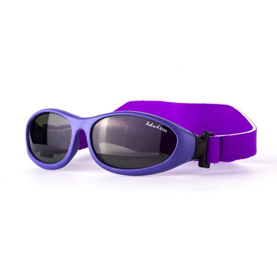 Baby Wrapz, Purple frame with a headband