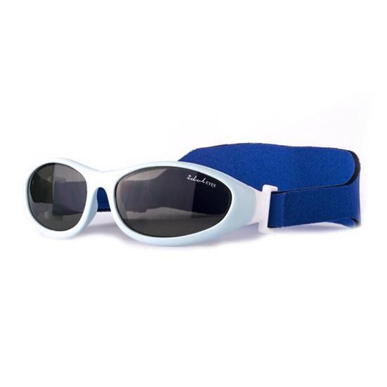 Baby Wrapz, Baby blue frame with a headband