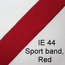 IE 44 - Neoprene Sports Band, Red