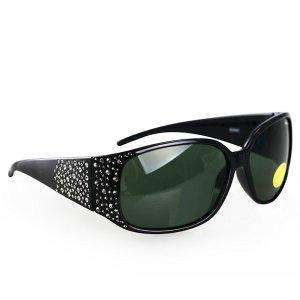 Kids I - IE3043, Black girls sunglasses