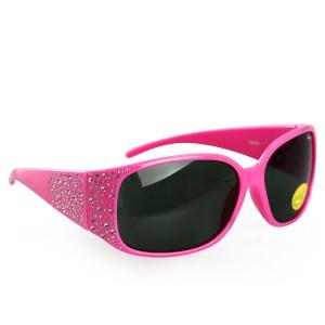Kids I - IE3043, Pink girls sunglasses