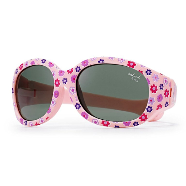 Tiny Tots II - IE5635 Baby pink frame with flower print
